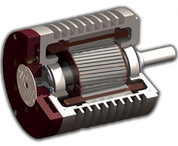 الکترو موتور جریان متناوب1